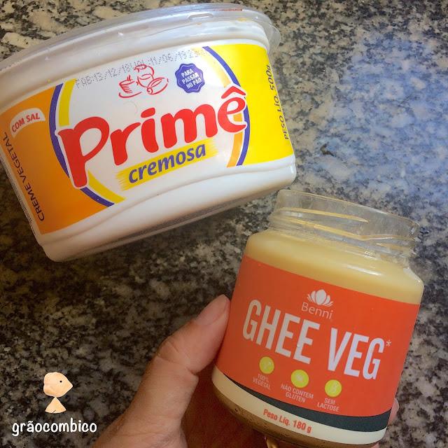 Ghee Veg Margarina Primê