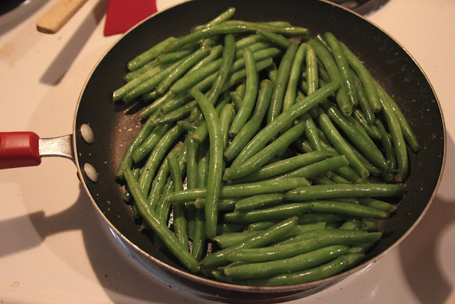 how to make good fresh green beans