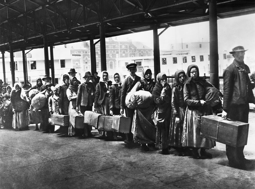 immigrants coming to america - photo #11