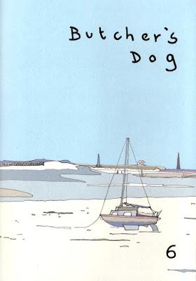 Butcher's Dog Biannual Magazine