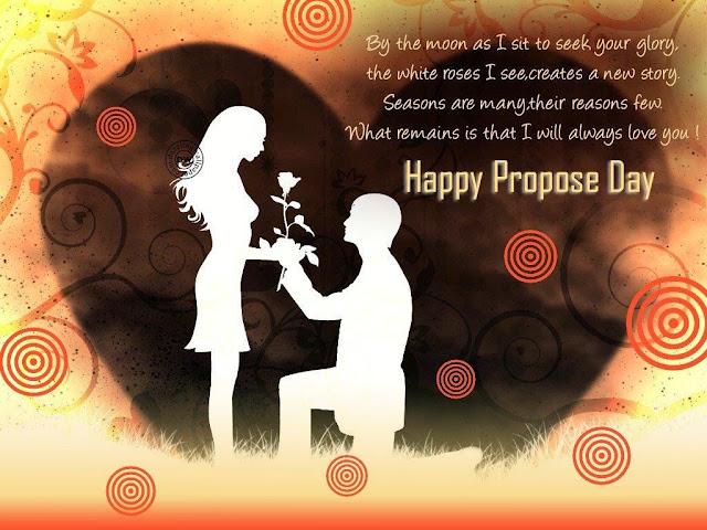 Latest Propose Day 2016 Hindi Words, Msg, Shayari MadeGems