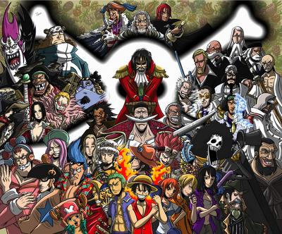 Foto dan Wallpaper Anime One Piece
