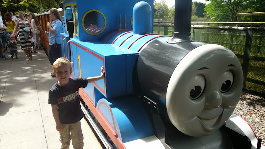 Thomas Land at Drayton Manor Park