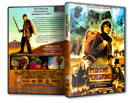 Capa DVD As Aventuras do Pequeno Peregrino