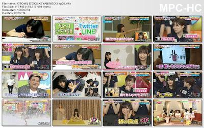 170905 KEYABINGO!3 Ep 08 Subtitle Indonesia