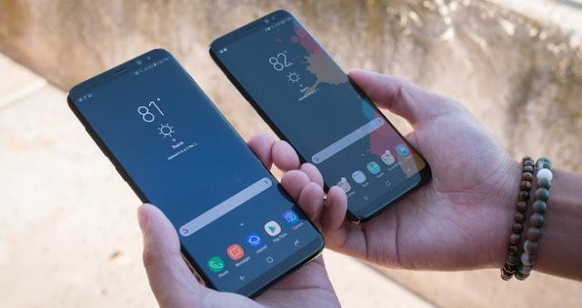 Penampakan Samsung Galaxy S8