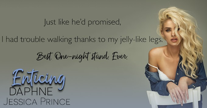 Teaser Share: Enticing Daphne by Jessica Prince