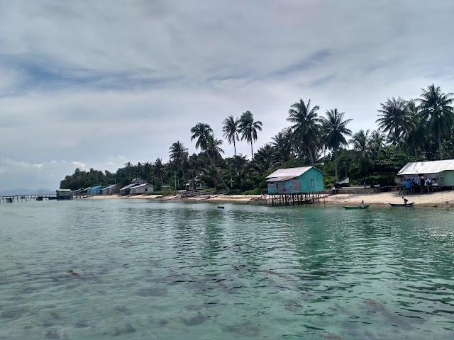 Pesona Pulau Kerdau