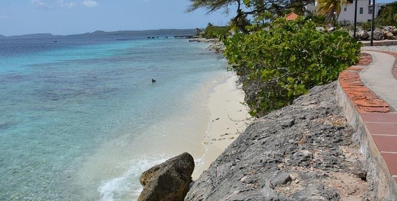Seven Body Beach - praias de Bonaire