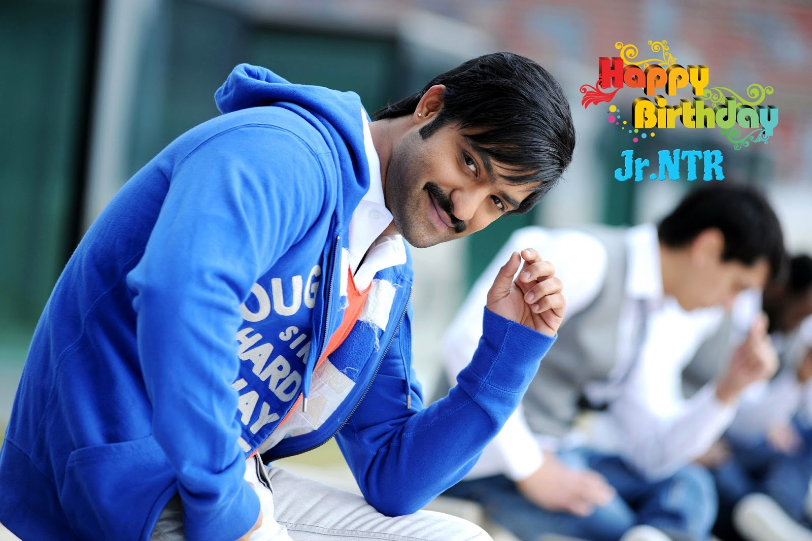 Happy Birthday To Jr Ntr May 20