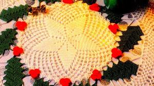 Hermosa carpeta con motivo de navidad