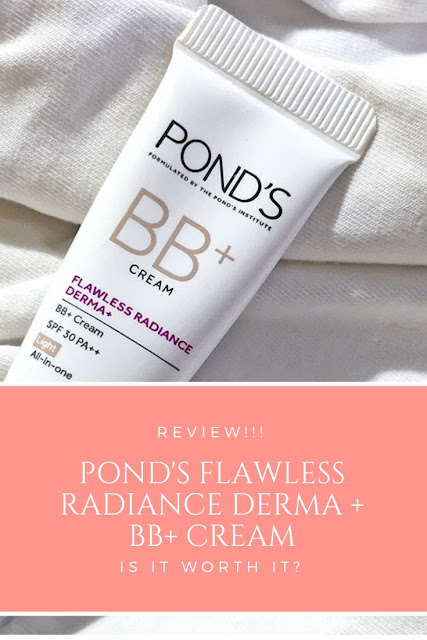 Ponds Flawless Radiance Derma Review