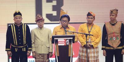 Hanura sebut Parpol tak boleh paksakan kadernya jadi Cawapres Jokowi - Info Presiden Jokowi Dan Pemerintah