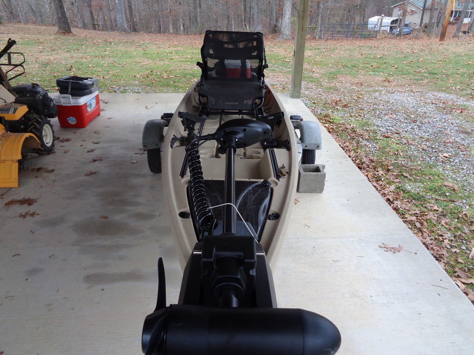 The Case for Adding an Electric Motor to Your Kayak - Kayak