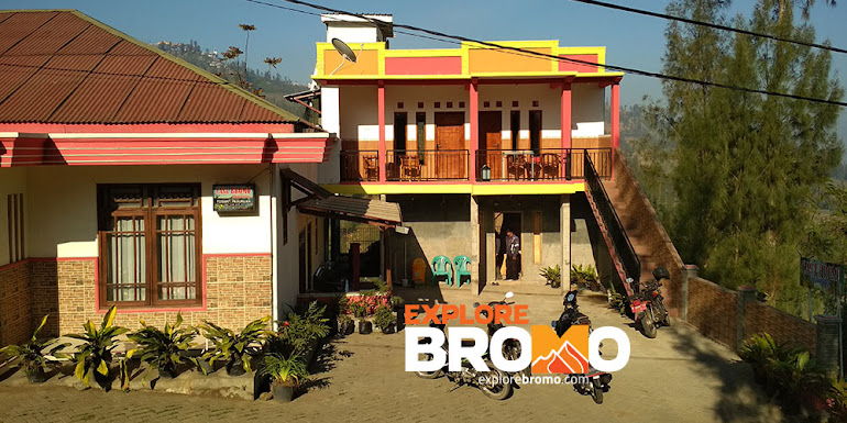 aktivita wisata bromo dan homestay bromo