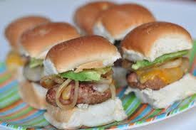 Super Bowl Recipe - Turkish Burger (Turk Burgeri)