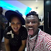 BBNaija Winner Efe Hangs Out With Bisola's Daughter