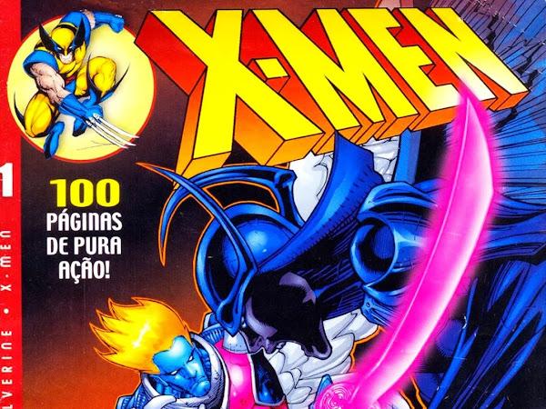 Resenha X-Men Nº 1 e Nº 02