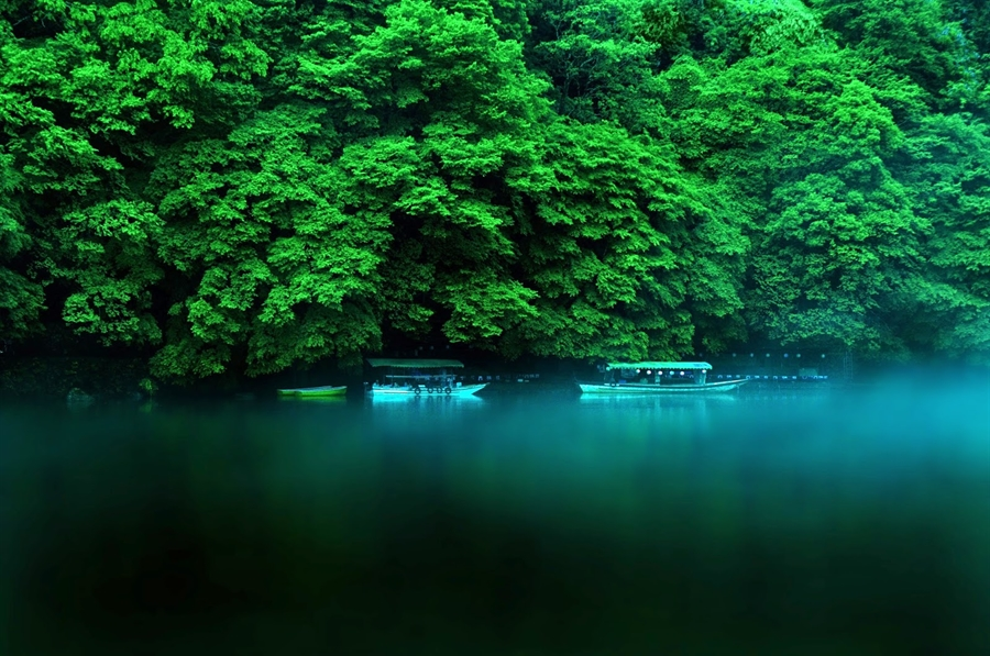 Japan Nature Desktop Wallpaper Cover