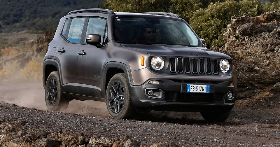 Jeep Might Create An SUV Smaller Than The Renegade