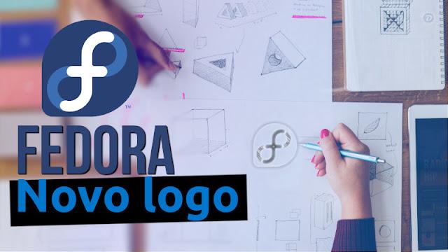 Nova logo do projeto Fedora