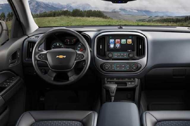 2018 Chevy Blazer Interior