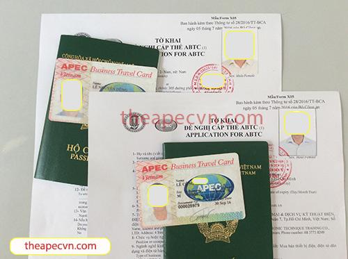 thủ tục làm thẻ Apec tại Hồ Chí Minh
