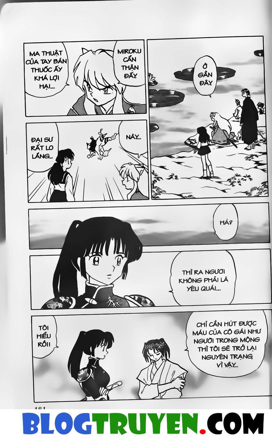 Inuyasha vol 36.10 trang 10