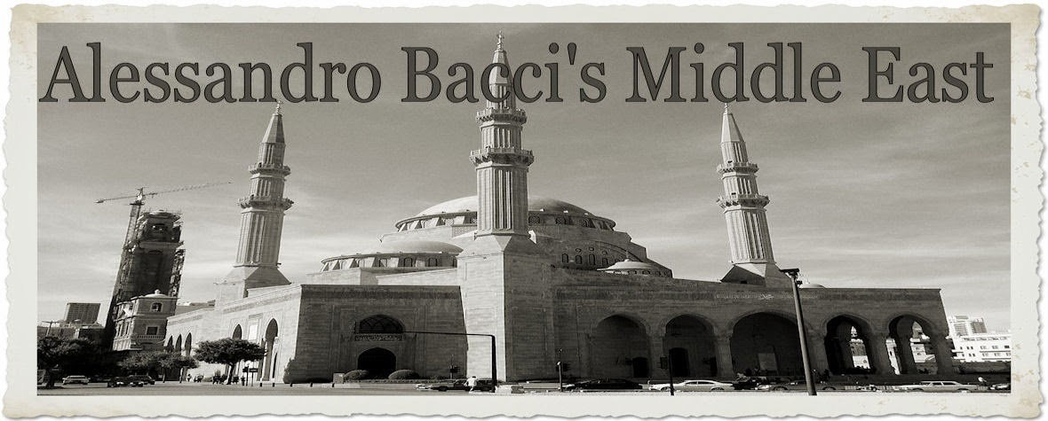 Alessandro Bacci's Middle East