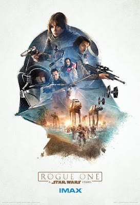 Rogue One: Una historia de Star Wars - poster película