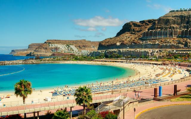 Aluguel de carro na Espanha - Praias