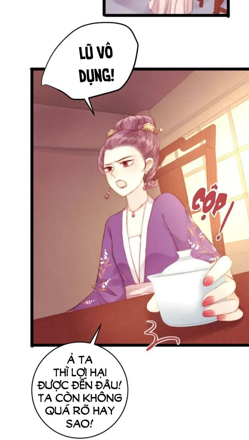 Nàng Phi Cửu Khanh - Thần Y Kiều Nữ chap 51 - Trang 3