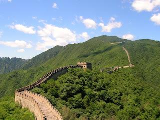 Kemegahan The Great Wall yang Tak Boleh Terlewatkan