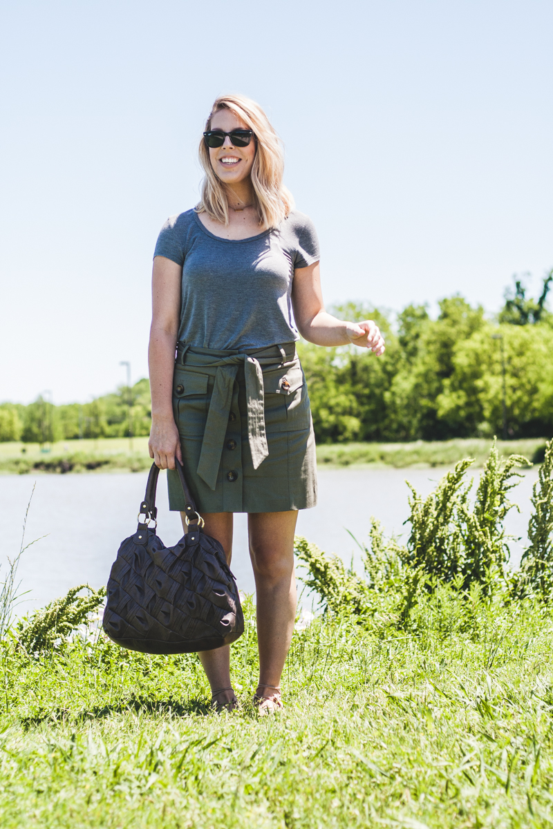 Earth Tones Outfit
