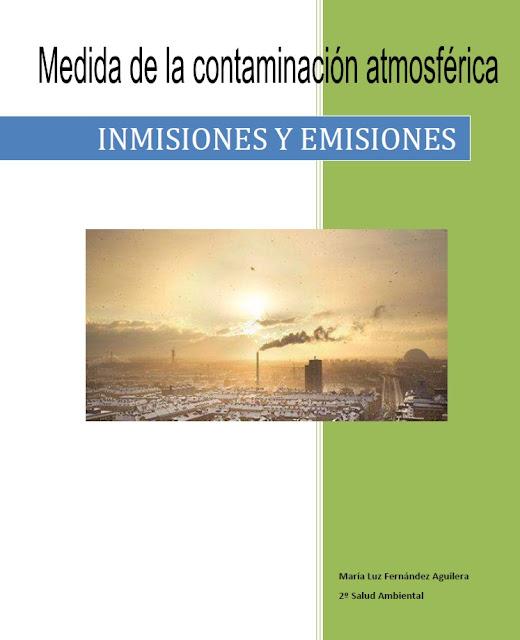 Medida de la contaminación atmosférica