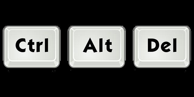 CLTR+ALT+DEL