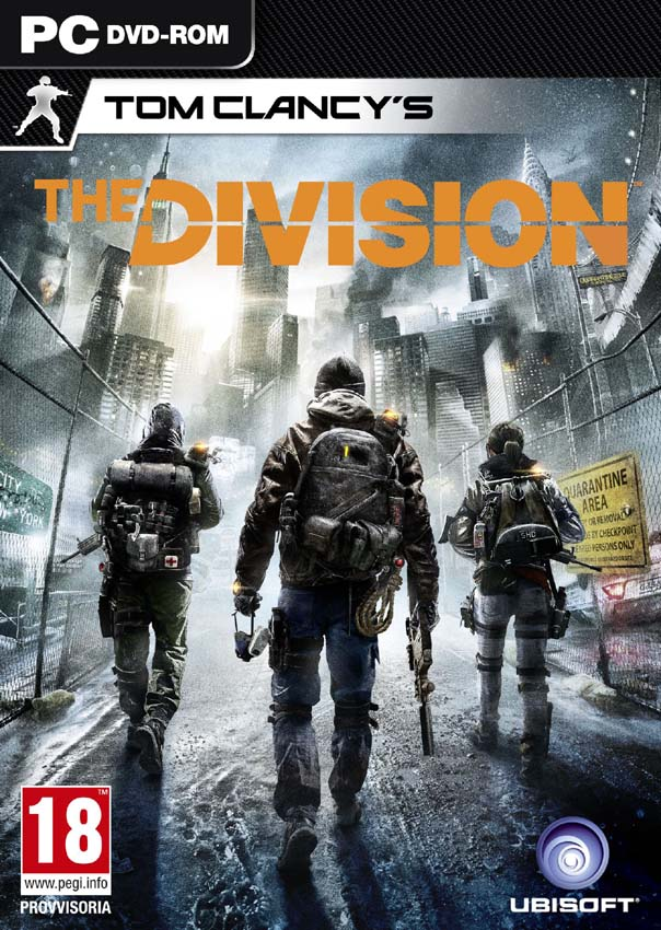Tom Clancy's The Division Download Cover Free Game