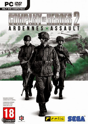 Company Of Heroes 2 Ardennes Assault (PC) 2014
