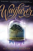 wayfarer, passanger, book, alexandra bracken, time travel, young adult, fiction, booksplosion