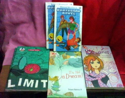 Novel teenlit Indonesia