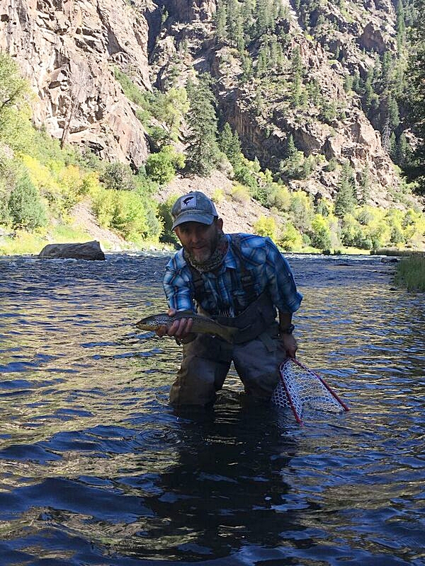 Gunnison river for Gunnison river fly fishing