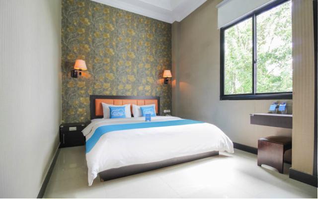 kamar yang nyaman di airy room