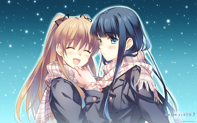 White Album 2 BD Episode 1-13 Subtitle Indonesia