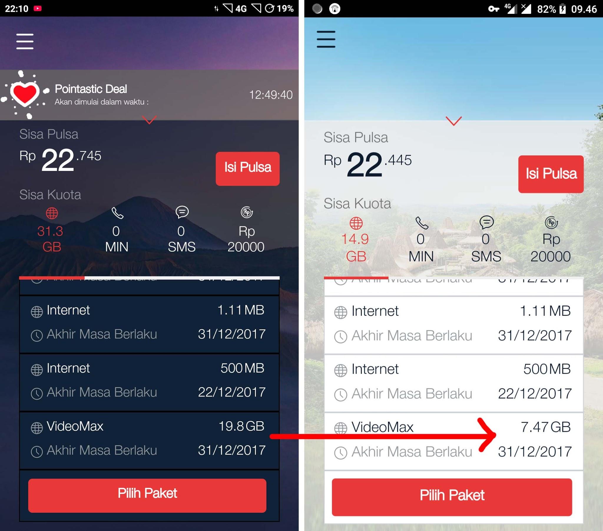 Cara Terbaru Mengubah Kuota Videomax Menjadi Reguler Flash 24 Jam Work 100 Randi Id