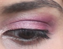 Pink EOTD with Sleek Vintage Romance palette