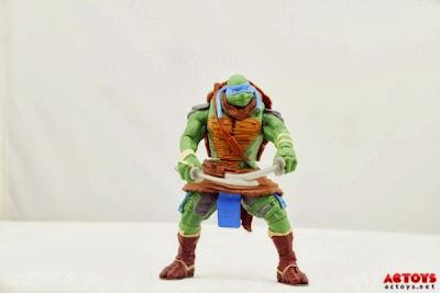 Michael Bay Leonardo Teenage Mutant Ninja Turtle design