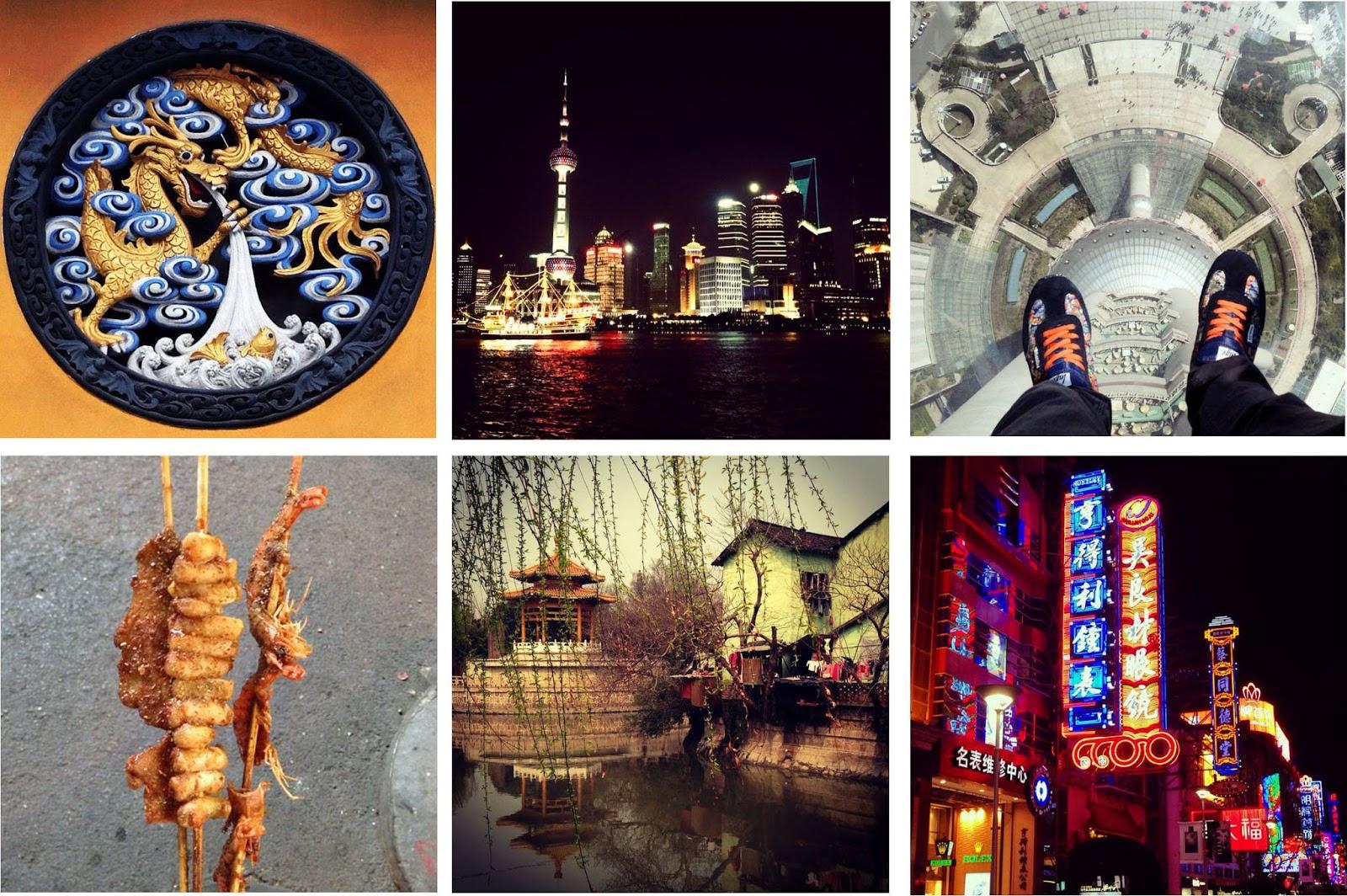 The Beautiful Sighhts of China