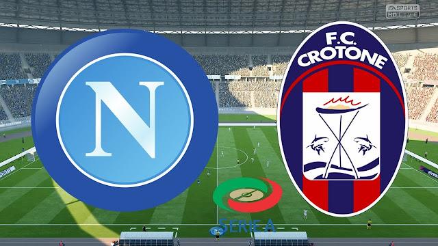 Napoli vs Crotone Full Match And Highlights 20 May 2018