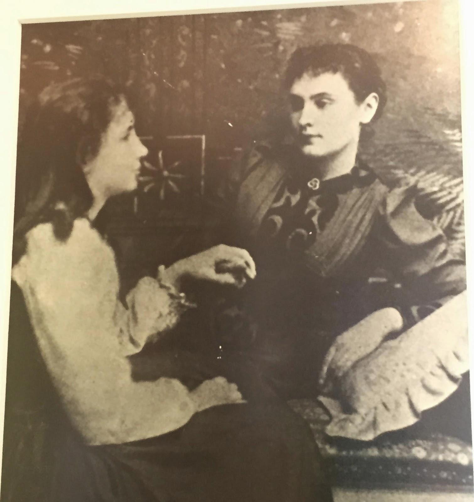 Anne Sullivan And Helen Keller