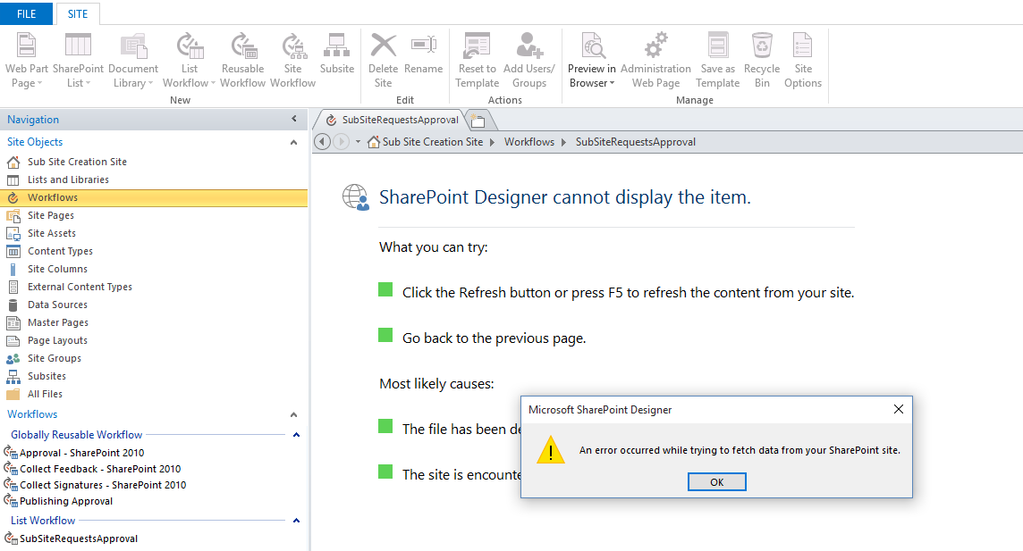 Thoughts on SharePoint Development: Migrated SharePoint 2010 ...